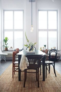 dream house: dining nook