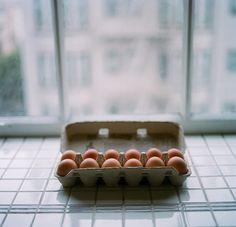 oeufs  Hasselblad 500CM | Kodak Portra 160