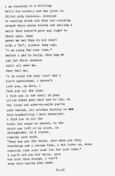 Poem about feeling lost in life