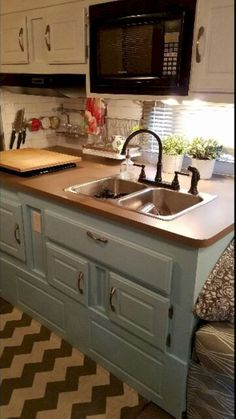 Genius Camper Remodel and Renovation Ideas to Apply 11