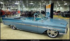 1959 Impala Convertible by Mustang Joe, via Flickr