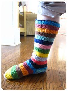 Ravelry: QuiltOtaku's Every Flavor Socks