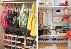 closet modernos y funcionales para mujer - Buscar con Google