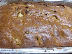 Η ποιο τέλεια μηλόπιτα κέικ αφράτη και λαχταριστή που έχετε φάει ποτέ, θα την λατρέψετε.. - Χρυσές Συνταγές Banana Bread, Pudding, Sweets, Meat, Cooking, Desserts, Food, Apple Pies, Kitchen