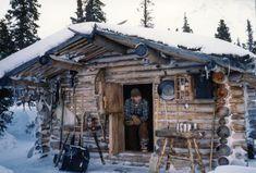 Proenneke's Cabin - Lake Clark National Park & Preserve (U.S. National Park Service)