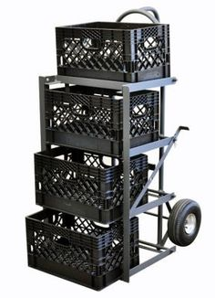 Studio Depot, is the premier destination for studio expendables, tools, and hardware for the entertainment world. Storage Cart, Tool Storage, Locker Storage, Milk Crate Furniture, Recycled Furniture, Garage Workshop Organization, Workshop Storage, Pallet Crates, Milk Crates
