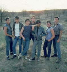 The Outsiders... I am officially obsessed!!