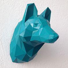 Lobo Azul Pequeno