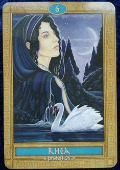 Rhea Mythic Oracle