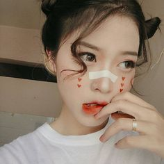 no lunchbox friends Makeup Inspo, Makeup Art, Makeup Inspiration, Makeup Tips, Beauty Makeup, Aesthetic Makeup, Aesthetic Girl, Cute Makeup, Makeup Looks