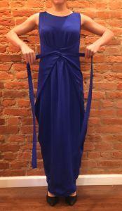 Dress Blues: Kielo Wrap Dress – wasted weekends Source by kismetme Wrap Dresses Wrap Dress Formal, Maxi Wrap Dress, Diy Dress, Dress Sewing Patterns, Clothing Patterns, Clothing Ideas, Sewing Ideas, Sewing Projects, Dress Blues