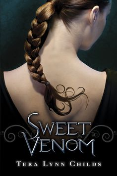 Love series!  Waiting on the 3rd book.  #1 Sweet Venom by Terra Lynn Childs