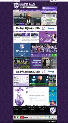 http://www.orduspor.org.tr/ #design #webdesign #web #creative #creativeweb #creativedesign #creativewebdesign #sport #ordu #orduspor #football