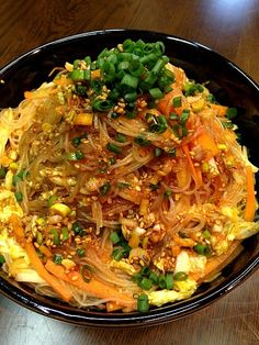 かなり辛くしました。ビールにあうあう ^ ^ )/ - 158件のもぐもぐ - syuuちゃんの白菜人参と春雨のぴり辛サラダ by Ory