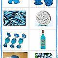 pop bleu de l'album maternelle : bricolages pour enfants