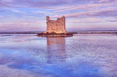 Tamarit Tower, Alicante - Visit Spain Through Stunning Photographs