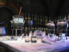 Unterwegs in den Harry Potter Studios, London