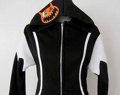 Kingdom Hearts Halloween Town Hoodie Jacket