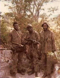 Defence Force, Military Gear, Special Forces, Cold War, South Africa, African, History, Image, Soldiers