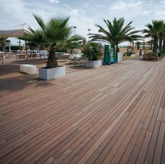 Deck Experience by Art e Parquet - Import the style of the resorts.