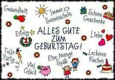 születésnapi idézetek németül 8 Best Szülinapi képeslapok( angol,német) images | képeslapok