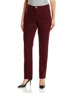 Lee Womens Classic Fit Monroe Straight Leg Jean Mulberry Brown 14    Learn  more by visiting the image link. b39da843d2a3