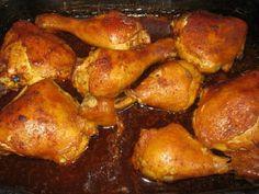 Fokhagymás csirkecombok sörben sütve – egyszerű és nagyszerű recept! :)