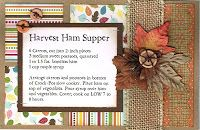 Paper Cottage: Flip Frame Recipe Class ~ November 15th