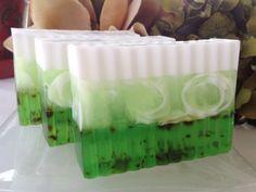 Eucalyptus Mint Soap Glycerin Soap Soap by SeasideSoapKitchen #naturalsoapmaking