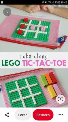 Tic Tac Toe, Cube, Lego, Gifts, Legos