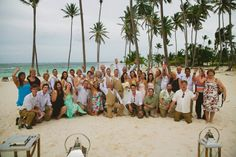 jellyfish punta cana wedding. {jolene + eddie}