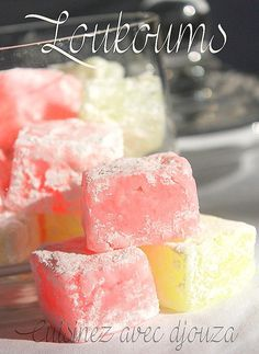 Discover recipes, home ideas, style inspiration and other ideas to try. Desserts With Biscuits, Köstliche Desserts, Dessert Recipes, Algerian Recipes, Ice Cream Candy, No Sugar Foods, Exotic Food, Turkish Recipes, Candy Recipes