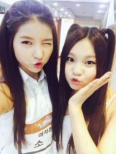 Sowon & Umji