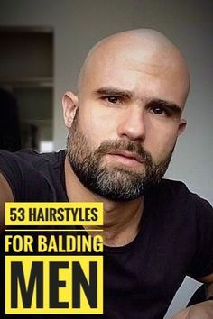 This unique beard photography is genuinely an extraordinary design alternative. Bald Head With Beard, Bald Men With Beards, Bald Man, Beard Bald, Buzz Cut For Men, Buzz Cut With Beard, Short Hair Man, Short Beard, Beard Styles For Men