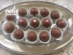 Pratik Çikolatalı Toplar