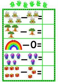 View album on Yandex. 1st Grade Worksheets, Kindergarten Math Worksheets, Kindergarten Centers, Preschool Printables, Worksheets For Kids, Math Centers, Preschool Activities, Teach English To Kids, Montessori Math