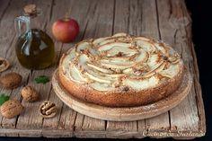 Torta+integrale+mele+noci