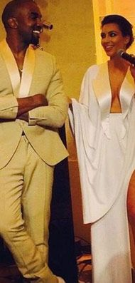 Kim Kardashain Kanye West Wedding - Hollywood Life / May 26, 2014 http://hollywoodlife.com/topics/kim-kardashain-kanye-west-wedding/