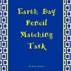 A colorful visual matching task great for matching activity. Included is a cover page as well as color and black and white visuals of Earth Day pen...