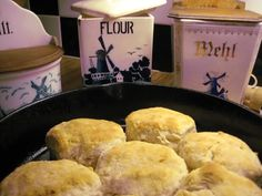Recipe for the BEST homemade biscuits...FROM SCRATCH.... from Sweet Nothings ♥