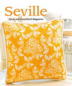 Seville from the May/Jun 2015 issue of Just CrossStitch Magazine. Order a digital copy here: https://www.anniescatalog.com/detail.html?prod_id=124191