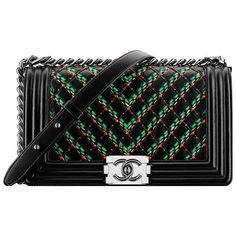 lambskin diamond embroideries ❤ liked on Polyvore featuring bags, handbags, chanel, embroidered purse, lamb leather handbags, diamond bag, lambskin leather purse and lambskin purse