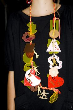 EAH! by Eva Anna Hekking necklace 2009