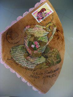 https://flic.kr/p/y7tKiC | Mail art pour Janine Kucharczyk Artiste peintre, | Son lien ,à découvrir: www.janinekucharczyk.fr/