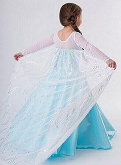 Ice Princess Frozen Snow Queen Elsa Party Cosplay Costume Dress Style2(7-8 Year) Generic http://www.amazon.com/dp/B00OCIDLAM/ref=cm_sw_r_pi_dp_hz1hwb07NM4GY