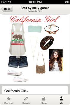 California Girl~