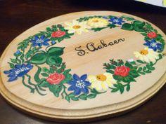 Doorsign Decorative Plates, Tray, Home Decor, Blogging, Decoration Home, Room Decor, Trays, Home Interior Design, Board