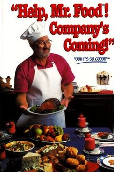 Mr food cooks like mama art ginsburg his passing was such a this book has one of the best dips youll ever eat honey forumfinder Gallery