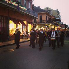 #neworleans marching band #nola