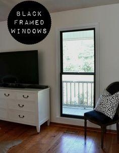 nester (kitchen) black black & white windows